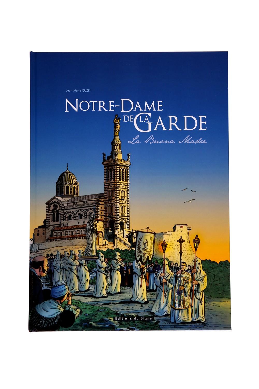 Bande dessinée Notre-Dame de La Garde