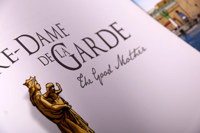 Notre-Dame de La Garde Graphic Novel
