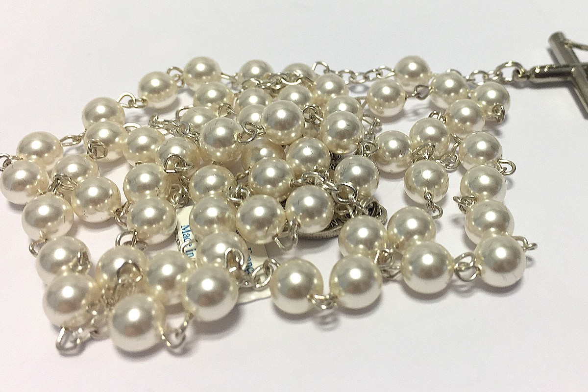 Natural stones rosaries