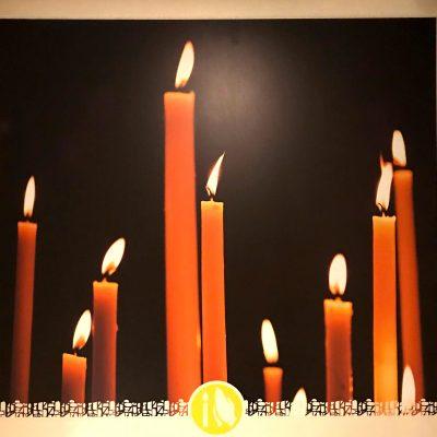 Cierges et bougies
