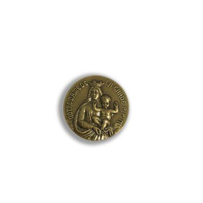 Médaillons en bronze