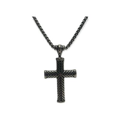Chaînes et croix